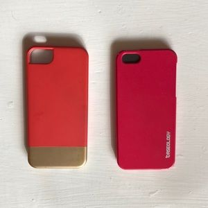 Accessories - iPhone 5/5s cases